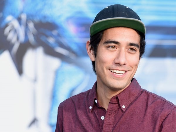 Contact Zach King Phone Number, Email ID, Address