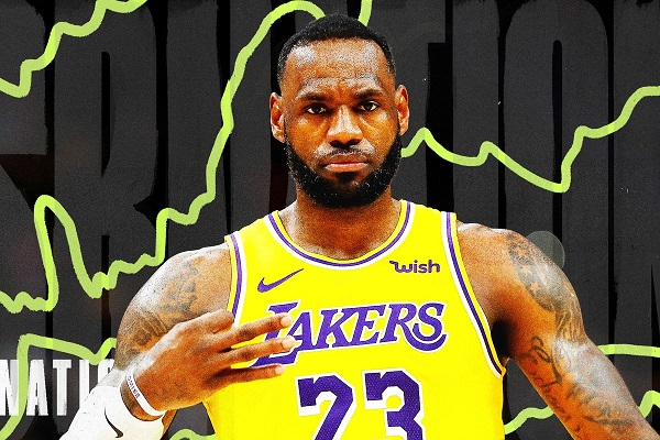 LeBron James Contact Details, Phone Number, House address, Email Id, Net worth and Favorites